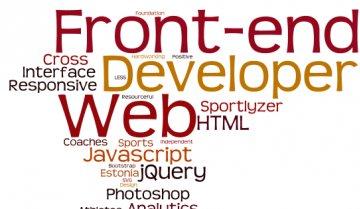 Tháng 4/2015: Tuyển gấp vị trí Front End Developer