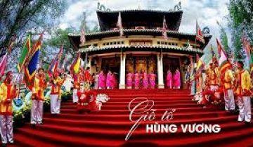 Thông báo nghỉ lễ Giỗ tổ Hùng Vương 2011
