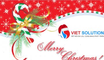 VIET SOLUTION Tri Ân Khách Hàng Noel 2014