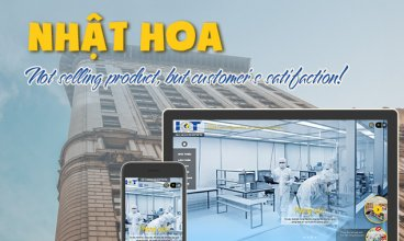 Thiết kế website - Nhật Hoa
