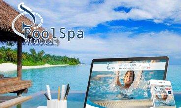 Thiết kế website - PoolSpa VietNam