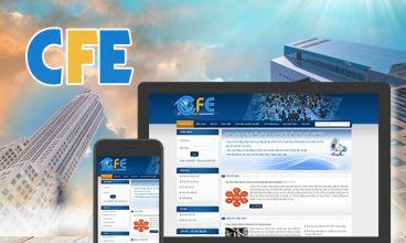 Thiết kế website - Điện tử cho mọi người
