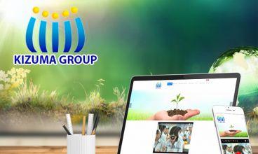 Thiết kế website - Kizuna Group