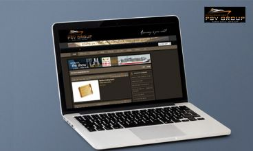 Thiết kế website - PSV Group