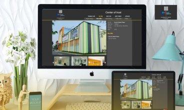 Thiết kế website - Crystal Design