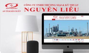 Thiết kế website - Thiết kế web Van Công Nghiệp Nguyễn Liêu