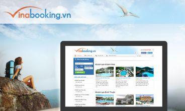Thiết kế website - Thiết kế wb Vinabooking