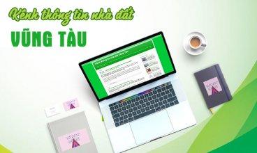 Thiết kế website - Thiết kế web Địa ốc Khang Linh