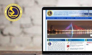 Thiết kế website - Thiết kế web Đại học Giao Thông Vận Tải