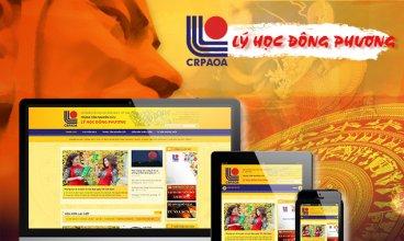 Thiết kế website - Lý học đông phương