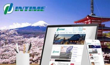 Thiết kế website - Công ty TNHH Nhân lực Quốc tế